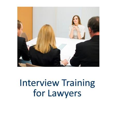 Legal Job Interview Video