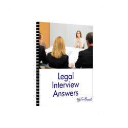 Legal Interview Answers