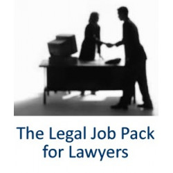 The Legal Job Pack for Lawyers