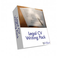 Legal CV Writing Pack